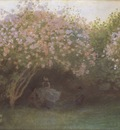 Lilacs, Grey Weather [1872]
