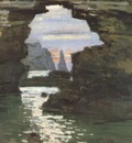 The Porte dAmont, Etretat [1873]