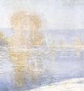 Floating Ice at Bennecourt [1893]