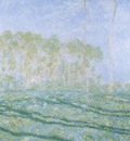 Springtime Landscape at Giverny [1894]