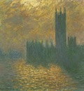 Houses of Parliament, Stormy Sky [1900 1901]