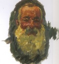 Self Portrait [1917]