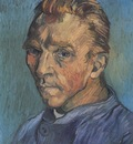 self portrait, saint remy
