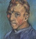 self portrait, saint remy
