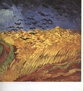 c  wheatfield with crows, auvers sur oise in