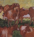 cows as jordaens , auvers sur oise