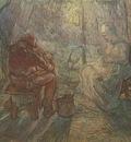 evening, vigil as millet , saint remy