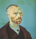 self portrait, arles
