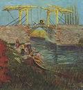 the langloiss bridge, arles