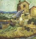 the old mill, arles