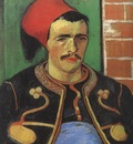 the zouave, arles