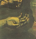 two hands, nuenen
