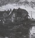 watermill in gennep, nuenen