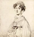 Ingres Lady William Henry Cavendish Bentinck born Lady Mary Acheson2