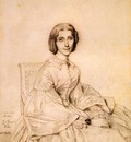 Ingres Madame Franz Adolf von Stuerler born Matilda Jarman
