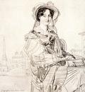 Ingres Mrs  Charles Badham born Margaret Campbell