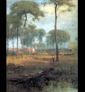 fl art003 early morning george inness