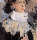 Israels Isaac Young woman with hat Sun