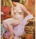 ls Sorolla 1914 Desnudo de mujer