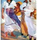 ls Sorolla 1915 Pescadoras valencianas
