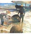 ls Sorolla 1895 Pescadores valencianos