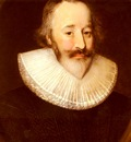 Johnson Cornelius Portrait Of Sir Henry Spiller Of Laleham