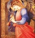 Burne Jones An Angel Playing A Flageolet 1878 mln
