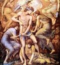 Burne Jones Cupids Hunting Fields 1885 mln