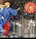 Burne Jones The Heart Of The Rose 1901 mln