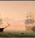 Lane Ships at Sunrise sj