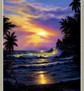 p Christian Lassen Purple SunsetL