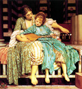ger FredericLeighton MusicLesson
