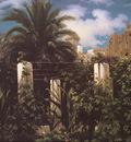 Leighton Garden of an Inn Capri
