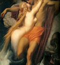 The Fisherman and the Syren c1856 8 66 3x48 7cm
