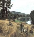 La Moisson pres de la Marne