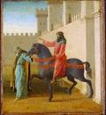 Lippi,F  The Triumph of Mordecai c  1475 1480, 48,3x43,2x3,