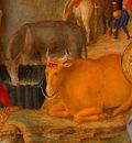 Lippi The Adoration of the Magi, c  1445, tempera on panel,