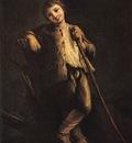 Pastorello in piedi  1735  Rovigno, Museo del Seminario