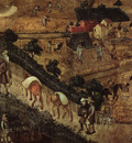 Lorenzetti,Ambrogio The Effects of Bad Government detail ,