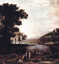 Landscape with Merchants WGA