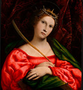 LOTTO SAINT CATHERINE, 1522, NGW