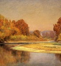 Adams John Ottis Sycamores on the Whitewater