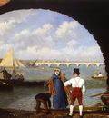 Agasse Jacques Laurent Landing at Westminster Bridge