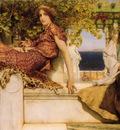 The Conversion Of Paula By Saint Jerome