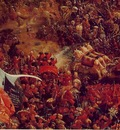 Altdorfer The battle of Issus, 1528 29, Detalj 1, Alte Pinak