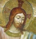 Fra Angelico Chapel of San Brizio, 1447, Detalj 2, Orvieto