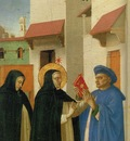 Fra Angelico Coronation of the Virgin Altarpiece from San D