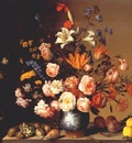 ast still life wth bouquet 17th c