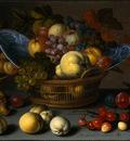 basket fruits
