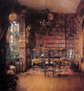 Backer Harriet The library of Thorval Boeck Sun